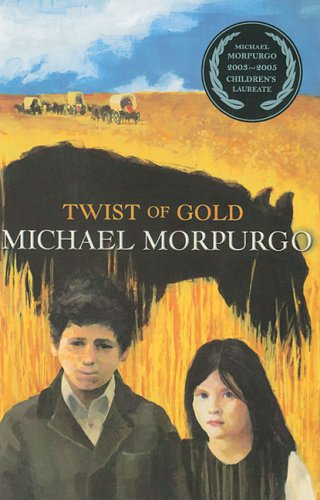 Book cover for Twist of Gold
