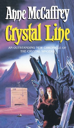 Crystal Line (The Crystal Singer)