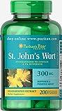 HIPERICO (hierba de San Juan,) 300 mg Extracto Estandarizado 200 caps Hipérico