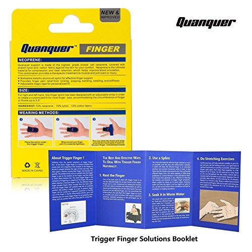 Trigger Finger Splint – Exercise Bands