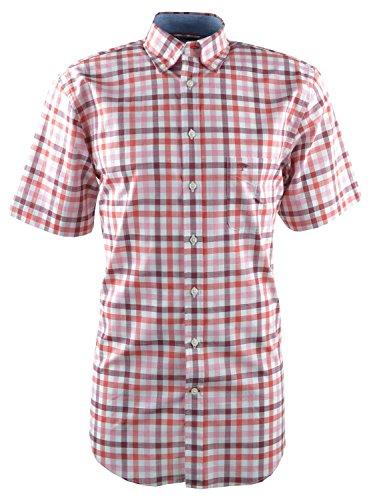 Fynch Hatton 1117 5061, Camicie Casuali Uomo scarlet 5062