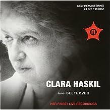 Clara Haskil Joue Beethoven