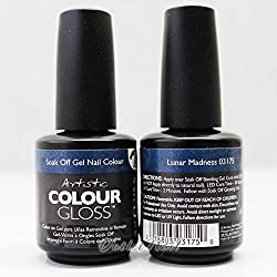 Artistic 2015 Fall Collection Lunar Madness Brisk Colour Gloss, Blue/Green Shimmer