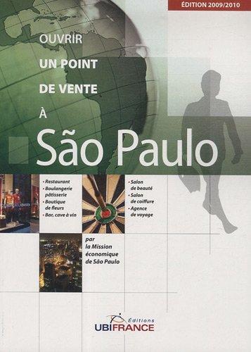Ouvrir un point de vente à Sao Paulo