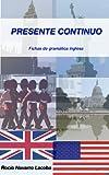 Presente continuo (Fichas de gramática inglesa nº 2)