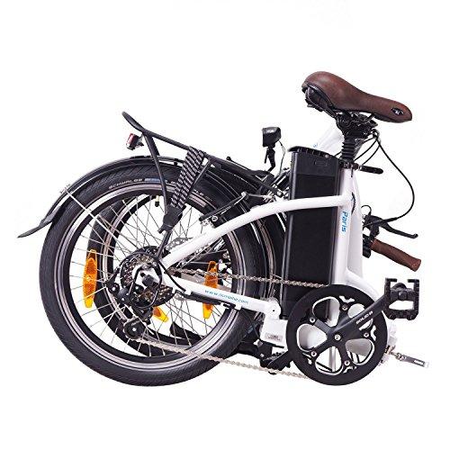 NCM Paris ( ) E-Bike E-Faltrad 250W 36V Bild 4*