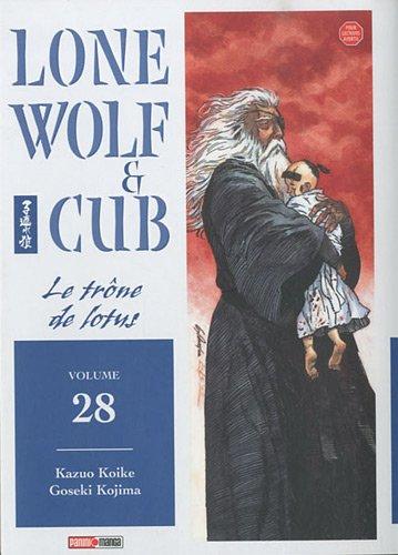 Lone wolf & cub Vol.28 par KOIKE Kazuo