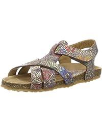 Chaussures Bisgaard vertes fille