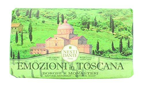 Nesti Dante Emozioni in Toscana Villages & Monasteries Soap 250g