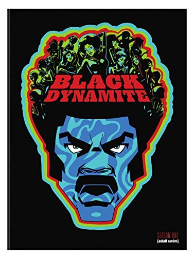 Black Dynamite: Season One [DVD] [Region 1] [US Import] [NTSC] - Black Fox