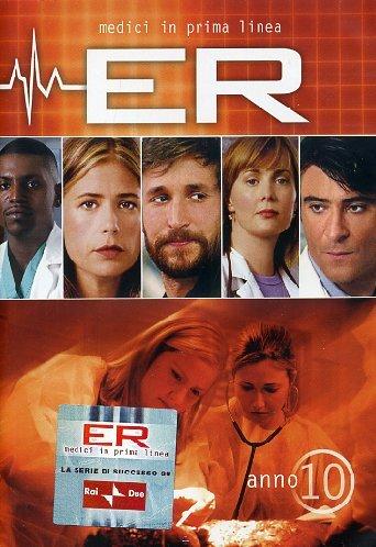 E.R. - Medici In Prima Linea - Stagione 10 (6 Dvd)