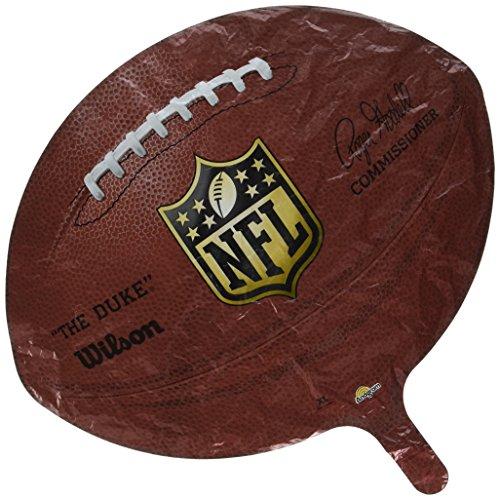 Amscan International 2616101Folie balloonjrshape: NFL Fußball