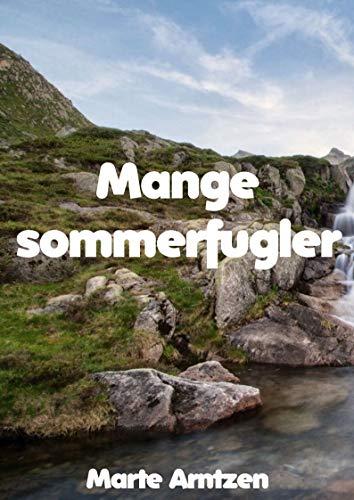 Mange sommerfugler (Norwegian Edition) por Marte  Arntzen
