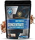 Coreblaze Nutrition Best Effective Whey Protein Concentrate 80%,24g Protein,5.5g BCAA.4g Glutamine -1 KG/2.2 lbs Rich…