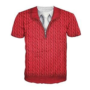 ZzSTX Gefälschte 2 Stücke T-Shirt Männer Frauen Sommer T Shirts Plus Größe Homme Männlichen Fitness T-Shirt Tees Top