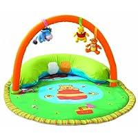 Tomy 70031 - Disney Baby - Mitwachsende Winnie Puuh Spielbogen-Decke