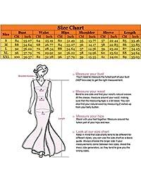Amazon.it  vestiti donna invernali - Oro   Donna  Abbigliamento c0f2d3d983a