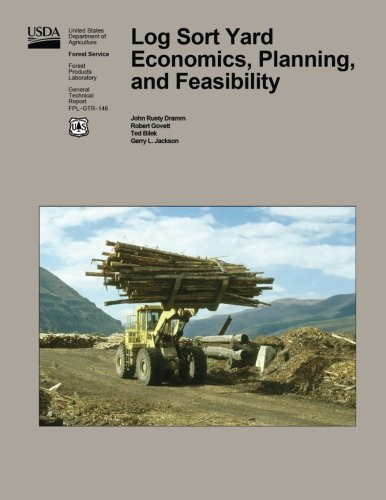 Log Sort Yard Economics, Planning, and Feasibility por United States Department of the Interior