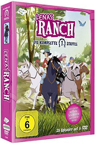Lenas Ranch - Die komplette 1. Staffel [6 DVDs]
