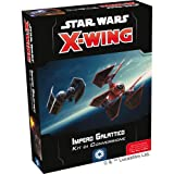STAR WARS X-WING 2nd Ed : KIT CONVERSIONE IMPERO GALATTICO Gioco di Miniature Italiano
