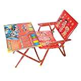 #5: SR Collection Kids Chair and Table for Study and Dinning Table Best Chair Table(Colour May Vary)