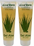Vidaloe Aloe Vera Gel 99% 250ml x 2