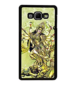 Fiobs Designer Back Case Cover for Samsung Galaxy A8 (2015) :: Samsung Galaxy A8 Duos (2015) :: Samsung Galaxy A8 A800F A800Y (God Bhagvan Temple Dress Sports Typography Spritual)