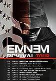 Eminem Revival 2018 Tour Foto Poster Dünnes Shady Marshall