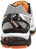 ASICS  GT-2000 3 - Men's Multisport Outdoor Shoes, White (White/Silver/Flash Orange 193), 8.5 UK, 43.5 EU Bild 2