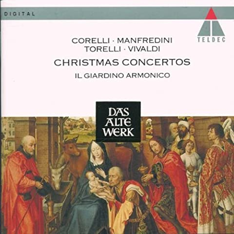 Christmas Concerti by Corelli, Torelli, Vivaldi (1991) Audio CD