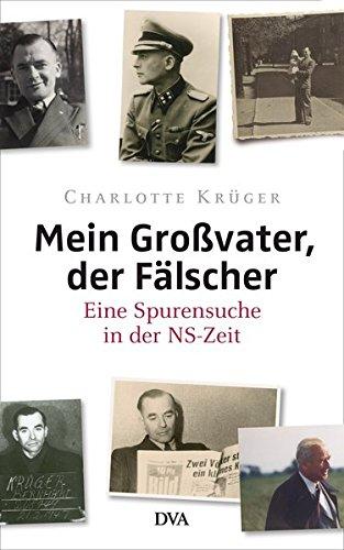 Buchseite und Rezensionen zu 'Mein Großvater, der Fälscher' von Charlotte Krüger