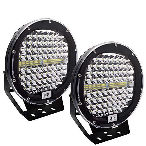 Safego 2pcs Focos LED Tractor