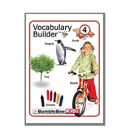 Bee Smart Baby: Vocabulary Builder 4 [Import USA Zone 1]