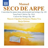 Seco de Arpe: Concertino - Song from Cabiria - Concert for Strings