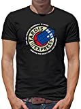 TShirt-People Tardis Express T-Shirt Herren XXXL Schwarz