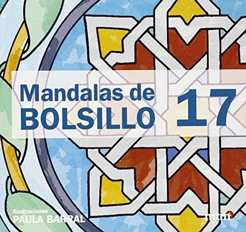 Mandalas de bolsillo 17 por Paula Barral Lazo