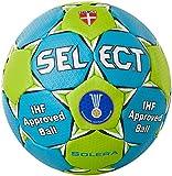 Select Solera Ballon de handball 3 Bleu - Bleu/Vert