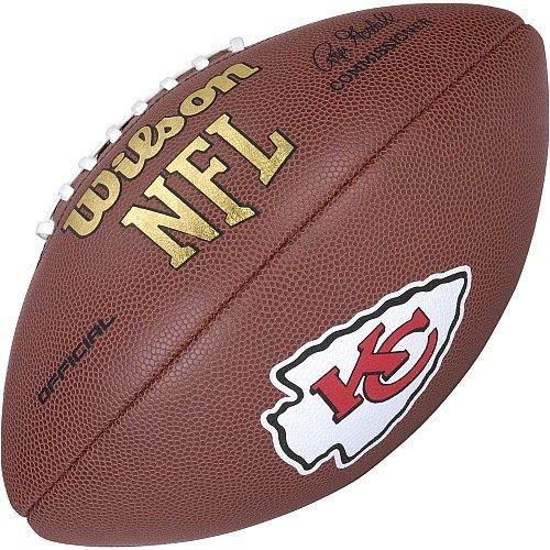 Chiefs Kc Hat (Kansas City Chiefs Logo OFFIZIELLER Fußball)