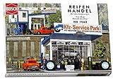 Busch 1062 - Reifenhandel mit Abschleppwagen