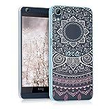 kwmobile Hülle für HTC Desire 626G - Crystal Case Handy
