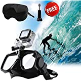 Techmax Diving Mask Goggles for Gopro Hero Hd, Hero 4, Hero 3+, Hero 3, Hero 2, Hero 1, Gopro Camera Accessories