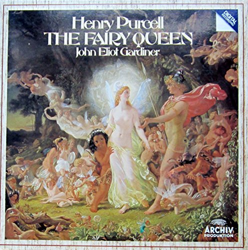 Purcell: The Fairy Queen [3 LP Box-Set] [Vinyl record] [Schallplatte] (Queen Vinyl-box-set)