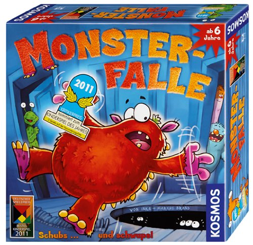 Kosmos-680305-Monster-Falle