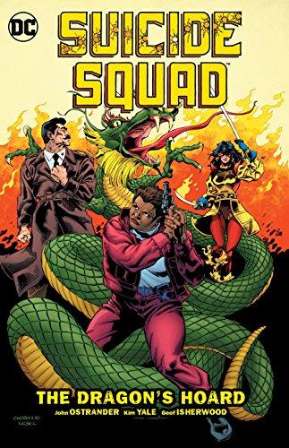 Suicide Squad Vol. 7 The Dragon's Hoard por John Ostrander