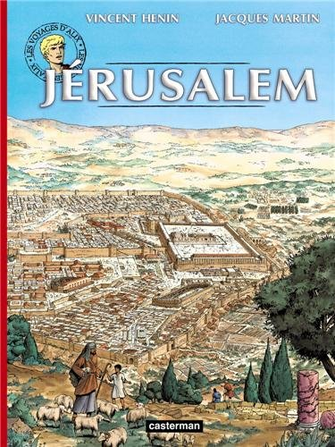 Voyage d'alix - Jerusalem