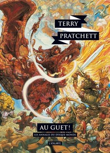 Les annales du Disque-Monde, Tome 8 : Au guet ! par Terry Pratchett