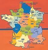Ile-de-France - 1/200 000