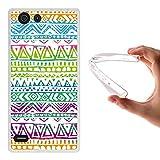 Elephone S2 Hülle, WoowCase Handyhülle Silikon für [ Elephone S2 ] Gezeichnete Stammeshand Handytasche Handy Cover Case Schutzhülle Flexible TPU - Transparent