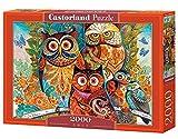 Castorland C-200535-2 - Puzzle Owls, 2000 Teile
