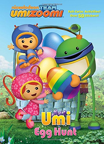 Umi Egg Hunt (Team Umizoomi)
